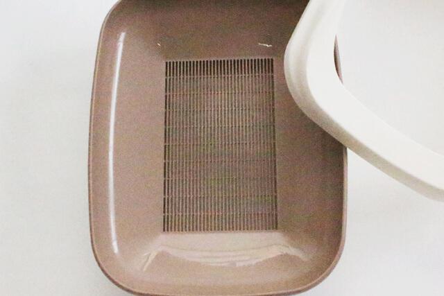 実験で使用したネコトイレユニ・チャームデオトイレ