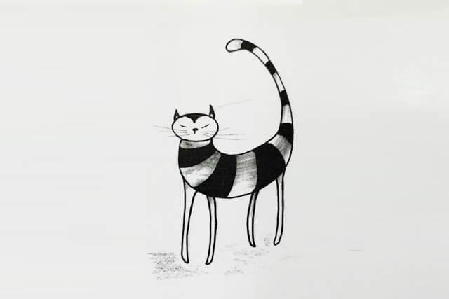 猫から飼い主への手紙