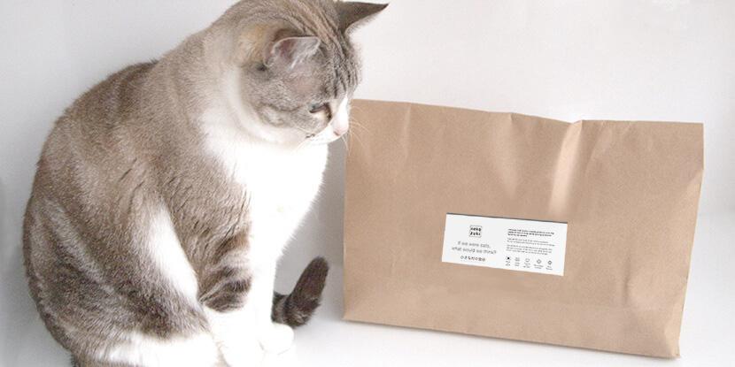 健康に配慮しホコリが立ちにくい猫砂は掃除も簡単