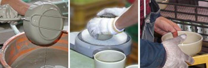 瀬戸の陶器